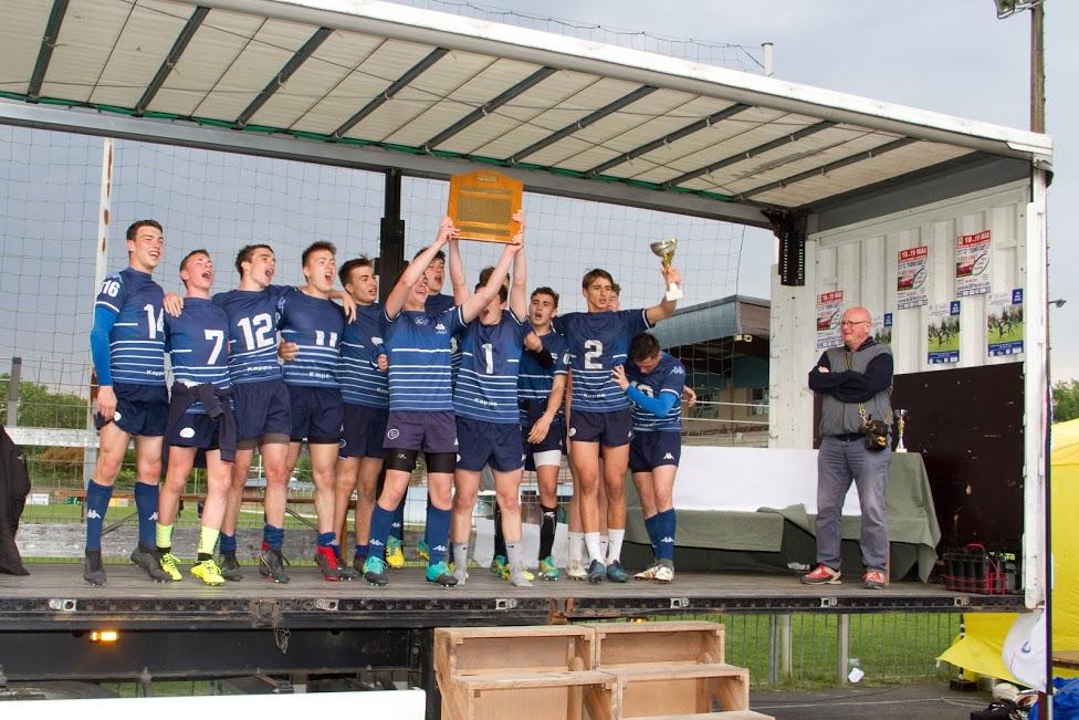 Le RC Vannes remporte le tournoi!