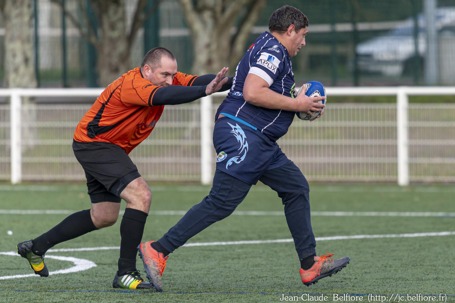 Rugby à 5. Tournoi.