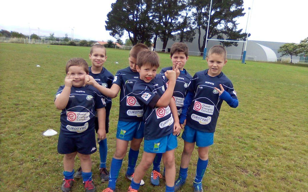 La «zouzou team» en action !