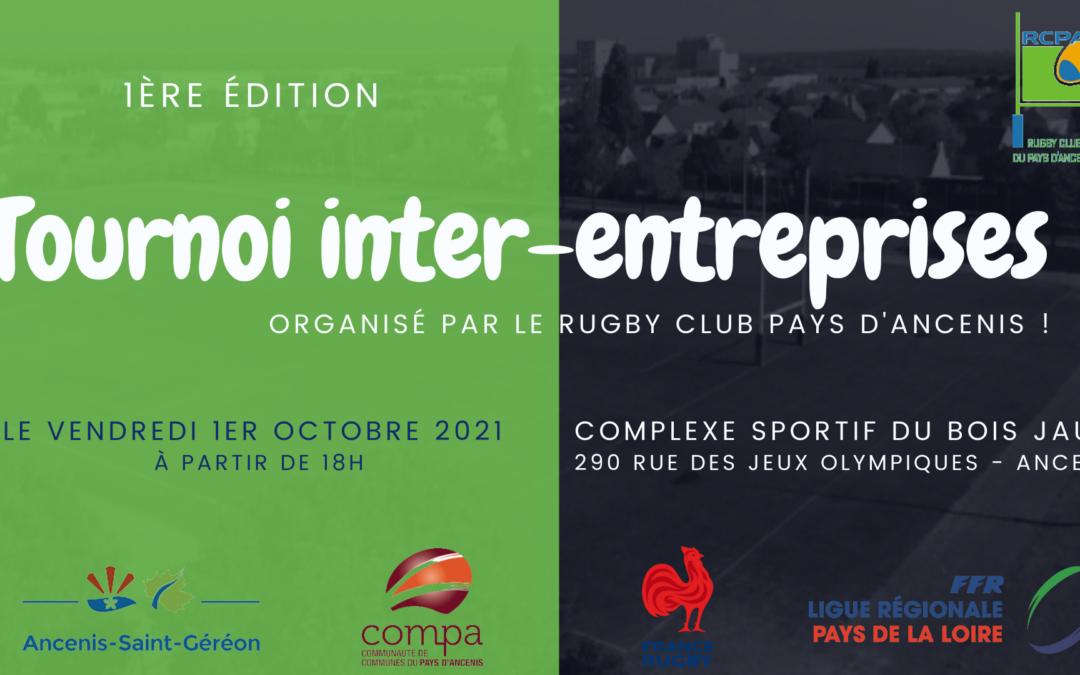 Tournoi Inter-entreprise de rugby à toucher !