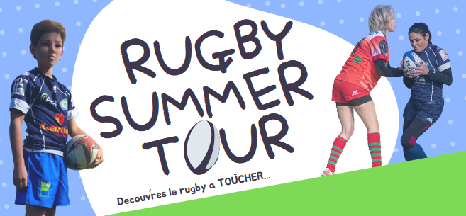 Le Rugby Summer Tour dans la presse !