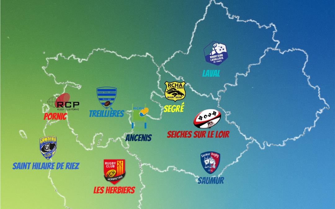 Saison 2021 – 2022 Seniors Hommes